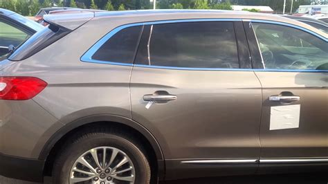 lincoln colors new color for 2016 lincoln mkx is luxe metallic and it s