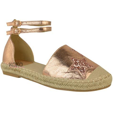 womens gold flat shoes womens gold flat espadrille shoes sandals