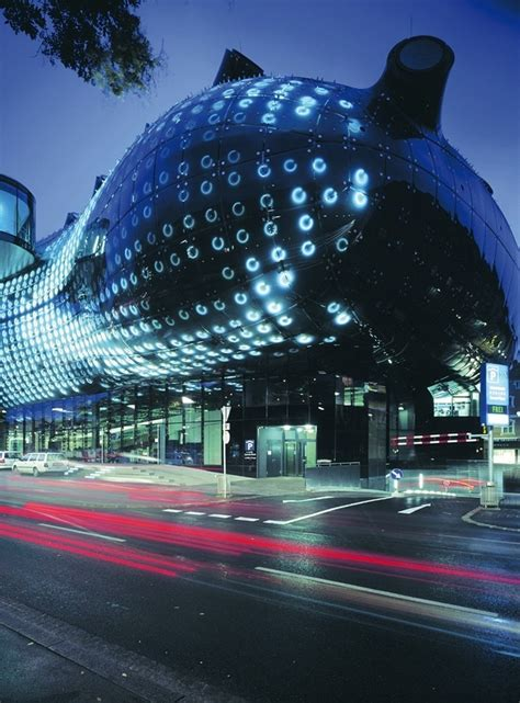 kunsthaus graz top 10 amazing contemporary buildings in europe you must