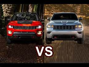 2017 jeep compass vs 2017 grand drive