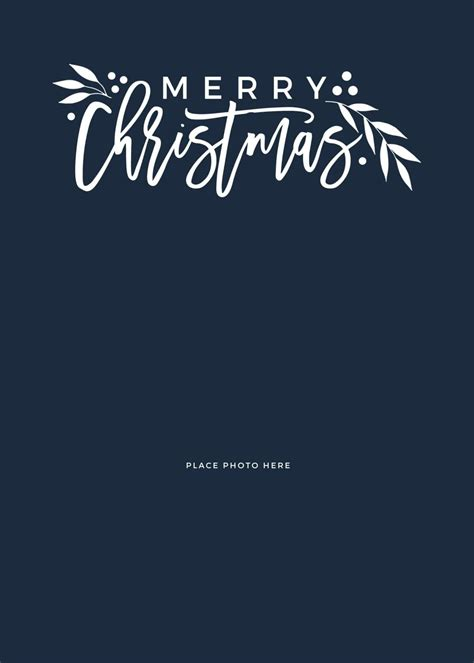 print your own christmas cards templates unique christmas card