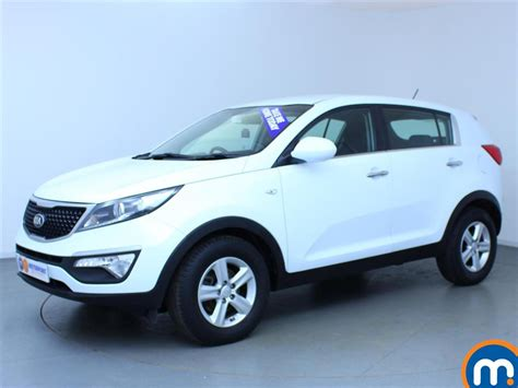 Kia Sportage Diesel by Used Kia Sportage For Sale Second Nearly New Cars
