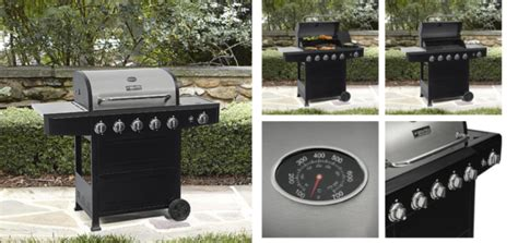 bbq pro 5 burner gas grill with side burner limited availability outdoor living bbq pro bbq pro 5 burner gas grill with side burner only 169 retail 279 my