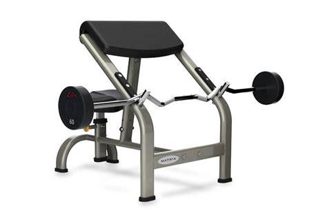 curl bench fitness equipment matrix g3 fw40 strength aura series free weights preacher curl bench fitness equipment