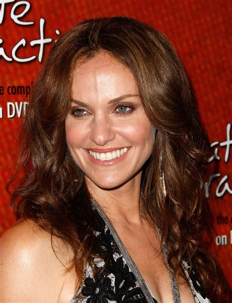 actress amy brenneman amy brenneman in release party for the quot private practice