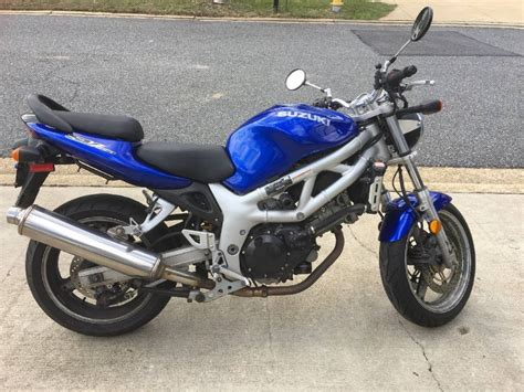 2001 Suzuki Sv650 by 2001 Suzuki Sv650 For Sale 12 Used Motorcycles From 1 650
