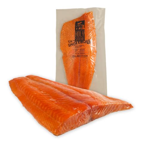 smoked salmon room temperature smoked salmon side large holy smoke deli store specialists in smoked salmon