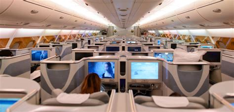 business class cabin emirates 11 best airline business class seats for couples