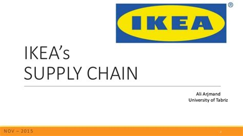 Mckesson Salary Mba by Ikea Supply Chain Management Pictures To Pin On