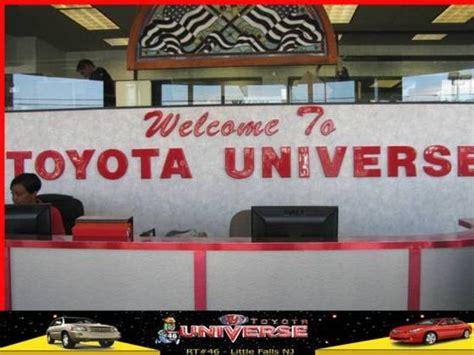 Toyota Universe Nj Toyota Universe Of Falls New Jersey 07424 Auto