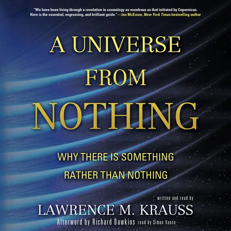 a universe from nothing a universe from nothing audiobook listen instantly