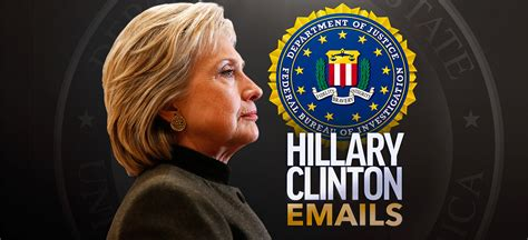 hillary clinton mailing address doj launches probe into fbi s handling of clinton email