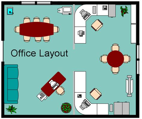 layout of the office in the office objective and importance of office layout kullabs com