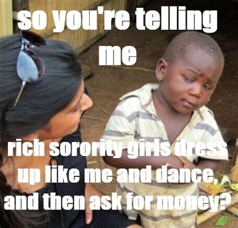 African Kids Dancing Meme - skeptical african kid meme tumblr image memes at relatably com