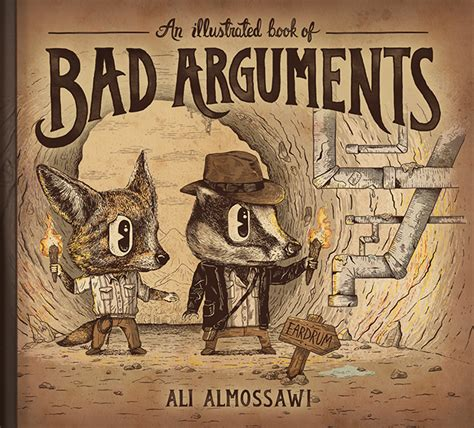 the fallacious book of fables learn logic through tales books an illustrated book of bad arguments