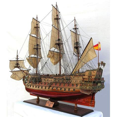 Handcrafted Ship Models - ship models and history nautical handcrafted decor