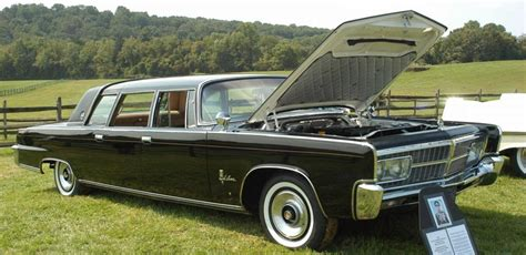 chrysler imperial limousine for sale the last imperial limousine by ghia