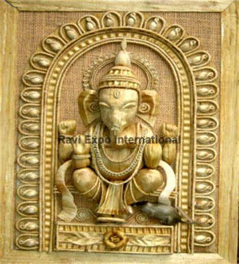 Handmade Ganesh Ji - handmade jute wall hangings ganesh ji in 24 parganas n