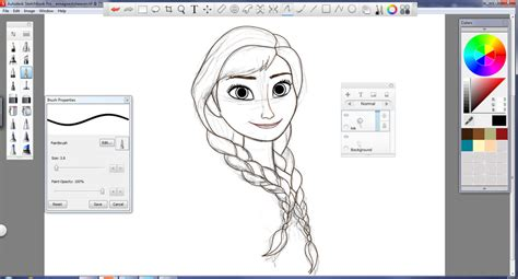 sketchbook pro express difference step by step in autodesk sketchbook pro by teamhans