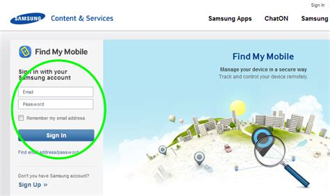 find my android mobile samsung says find my mobile safe despite nist warning