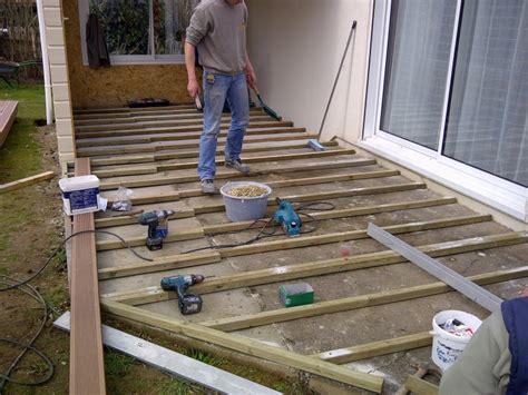 Comment Construire Une Terrasse Couverte 2967 by Terrasse Bois Realisation