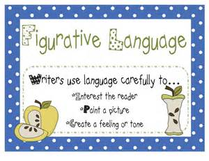 figurative figurative language poster images amp pictures becuo