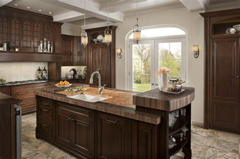 Create the Look of this Wood Mode Elegant Traditional