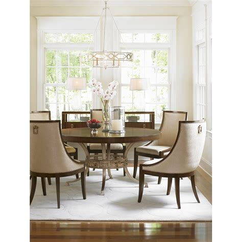 lexington dining room table lexington furniture 706 875b tower place dining table
