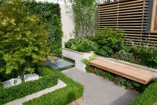Award Winning Eco Chic Garden Rhs Gold Medal 09 Designed Garden Design