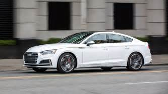 Audi A5 S5 2018 Audi S5 Sportback Review All The Details On Audi S