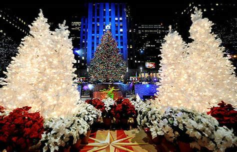 best places to spend christmas new york city usa