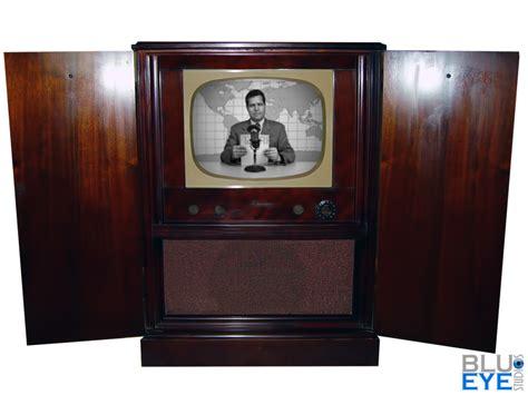 rca cabinet tv 1954 rca victor television restoration danmcclelland