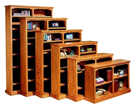 Oak Bookcase Plans Doherty House Oak Bookcases With Bookcase With Doors Plans