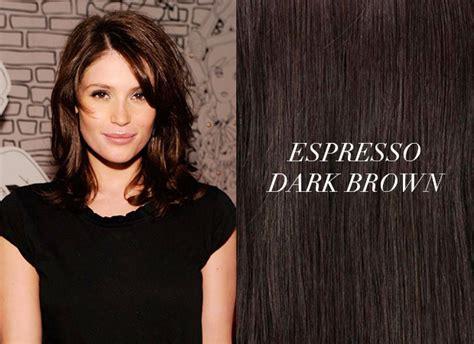 Garnier Nutrisse 415 Dark Brown Hairs Of Iced Espresso