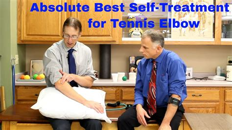best treatment for tennis tennis absolute best self treatment exercises