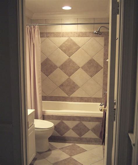 Bathroom Walls No Tiles Shower Wall On Diagonal Worked Out To The Quot Half With