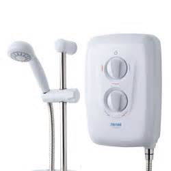 electric shower contemporary styled value for money