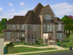 modern victorian houses mod the sims the modern victorian