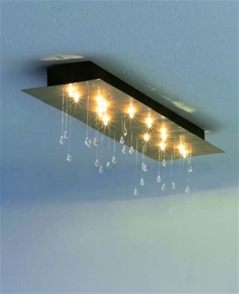 Rectangular Ceiling Lights Rectangular Ceiling Light Modern Flush Mount Ceiling Lighting By Interior Deluxe