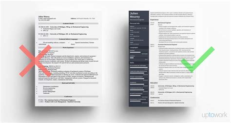 mechanical engineering resume ipasphoto