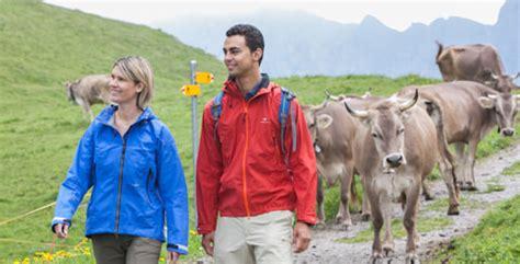 schweizer wanderwege | campieren und biwakieren