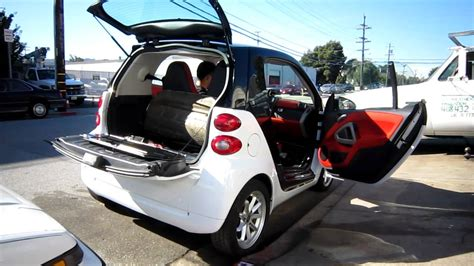 who makes the smart car engine initial start up blueprinted turbocharged smart car