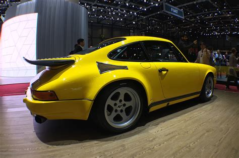porsche ruf yellowbird when is a 911 not a 911 when it s the ruf ctr 2017 by