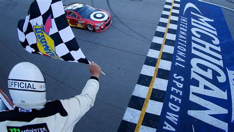 Of Michigan Weekend Mba Calendar by Nascar Schedule On Track Times For Michigan And Mid Ohio