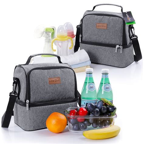 Thermal Lunch Bag lifewit insulated lunch box thermal lunch bag best offer