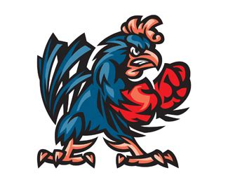 fighting rooster designed by fixer00 brandcrowd