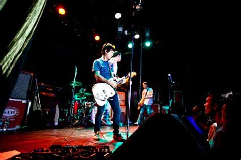 The Cribs Tour Dates by The Cribs Played Bowery Ballroom Pics Letterman