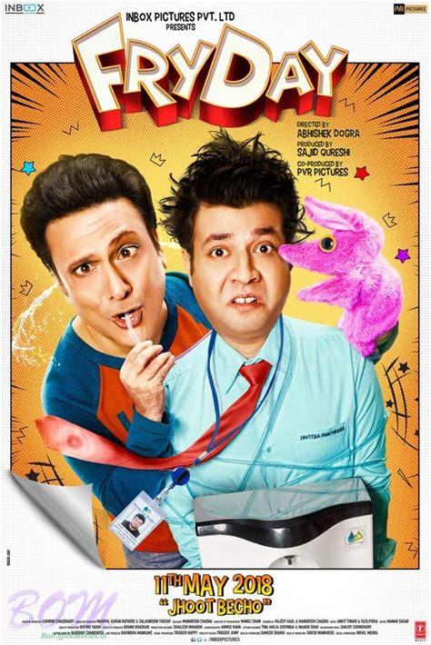 actor govinda new movies varun sharma and govinda starrer fryday movie poster