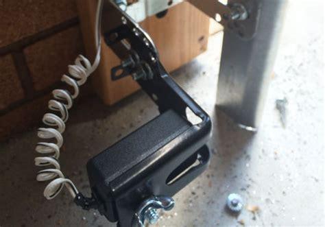 Installing Garage Door Sensors Garage Door Safety Sensors New York