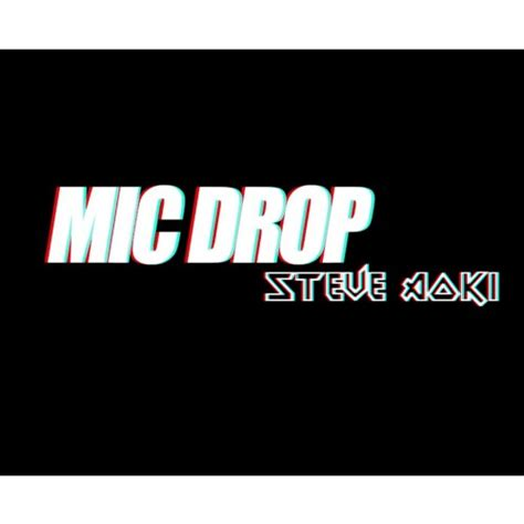 download mp3 bts mic drop remix โหลดเพลง bts 방탄소년단 mic drop steve aoki remix free
